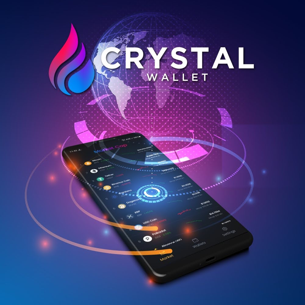 CRYSTAL TECHNOLOGIES TO BOLSTER CONNECTIONS IN DECENTRALISED FINANCE thumbnail